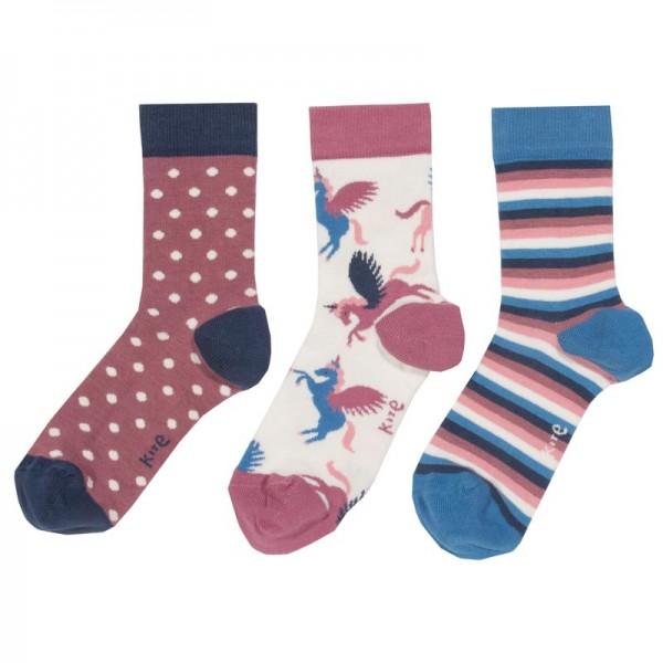 KITE Socken PEGASUS 3 Pack