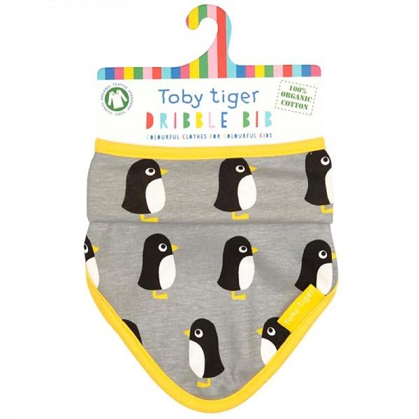 TOBY TIGER Dribble Bib PINGUIN