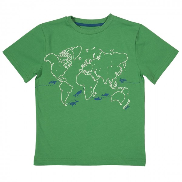 KITE T-Shirt WELTKARTE