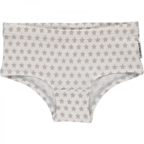 MAXOMORRA Brief Hipster STARS GREY