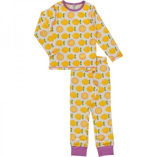 MAXOMORRA Pyjama LEMON