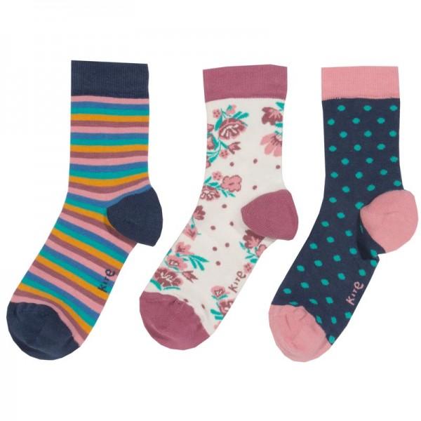 KITE Socken ROSE 3 Pack