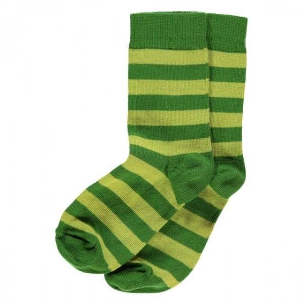 MAXOMORRA Socken Green/Green