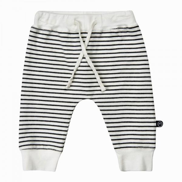 MINYMO Jogger White Stripes