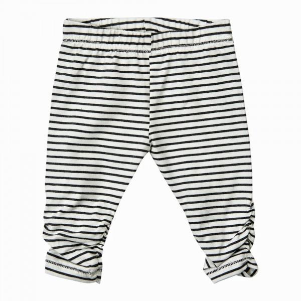 MINYMO Leggings White Stripes