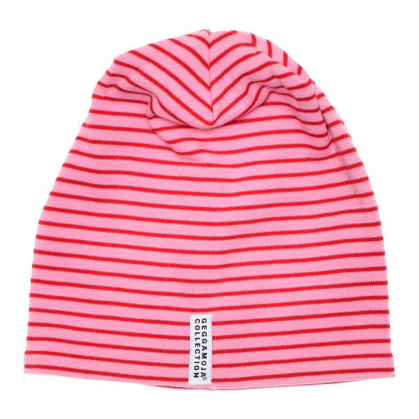 GEGGAMOJA Mütze CLASSIC pink/rot