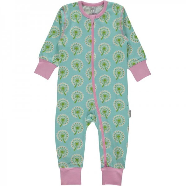 MAXOMORRA Rompersuit Zip DANDELION