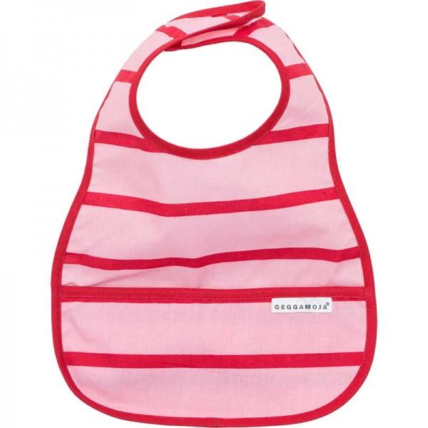GEGGAMOJA Latz CLASSIC pink/rot