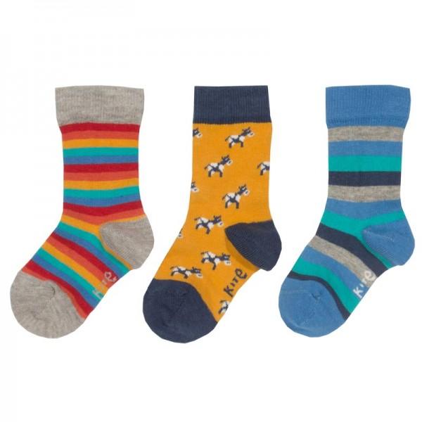 KITE Socken MOO 3 Pack