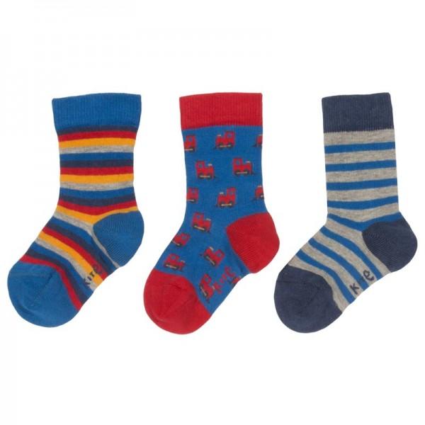KITE Socken CHOO CHOO 3 Pack